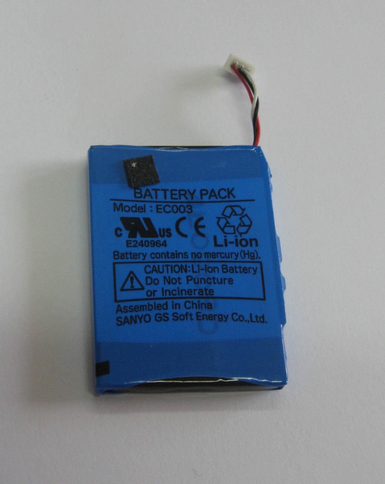 Аккумулятор iPod mini