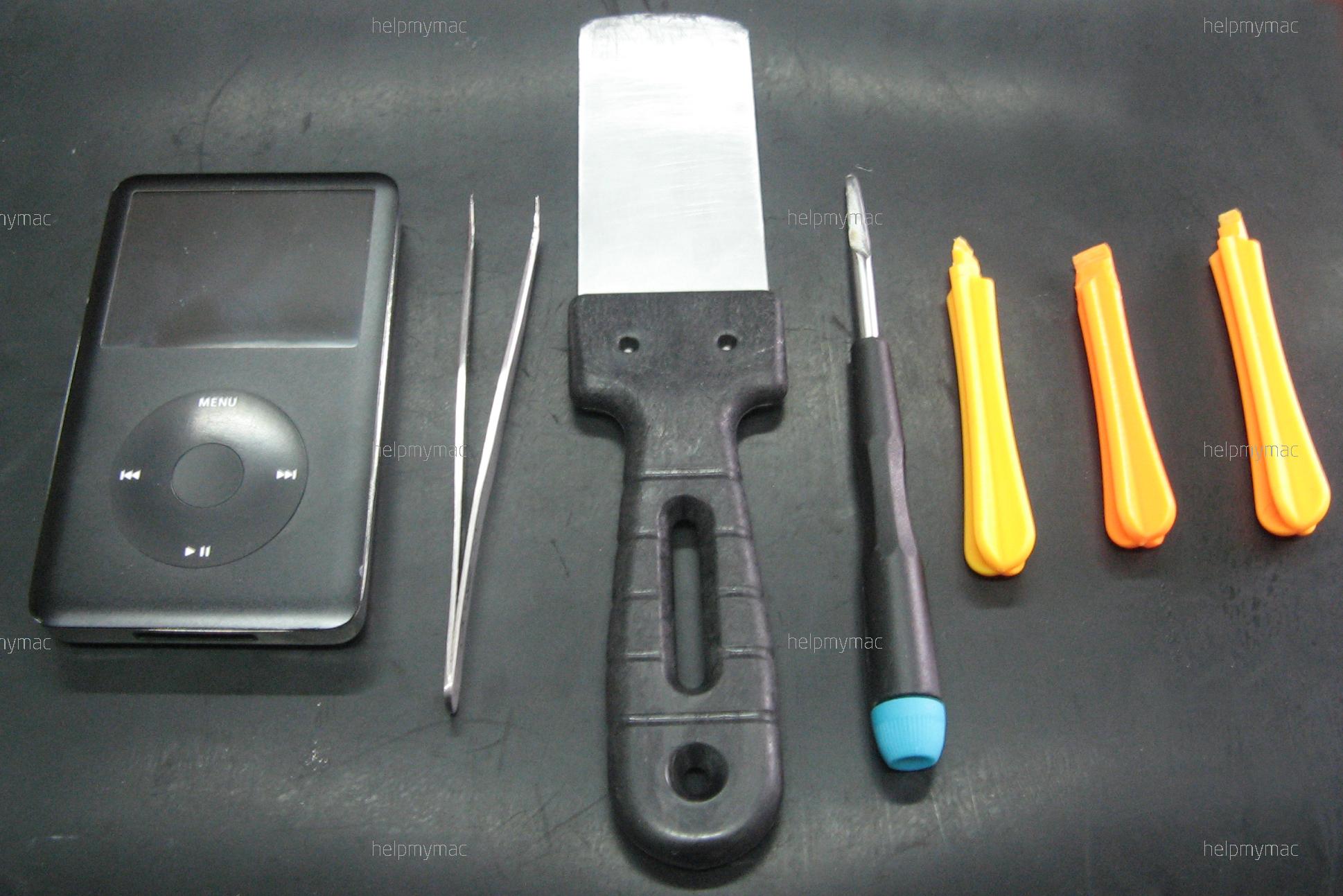 Инструмент для разборки iPod Classic