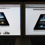 Матрицы высокого разрешения на MacBook Pro Unibody